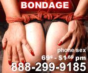 Live Bondage Calls